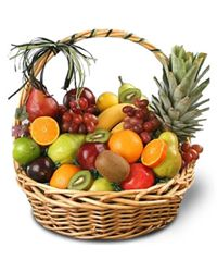 'Garden of Eden' basket. Samara